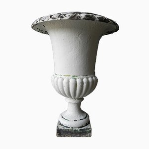 Antike Modell Medicis Vase aus Gusseisen