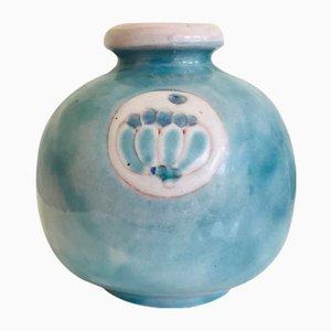 Kugelförmige Vase von Robert & Jean Cloutier, 1960er