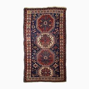 Antiker kaukasischer Kuba Teppich, 1880er