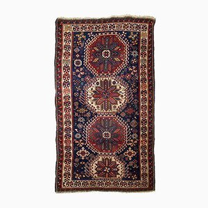 Antique Caucasian Kuba Rug, 1880s