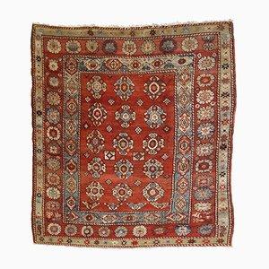 Antiker türkischer Melas Teppich, 1880er