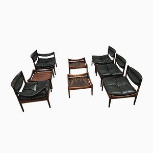 Modus Living Room Set by Kristian Vedel for Søren Willadsen, 1960s
