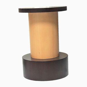 Table Basse en Bois par Ettore Sottsass pour Oak Design, 2002