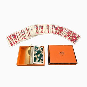 French Playing Cards from Hermès, 1970s