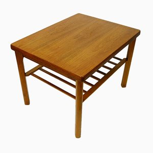 Table Basse en Teck de Toften, Danemark, 1960s