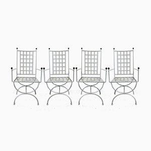 Gartenstühle, 1950er, 4er Set
