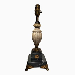 Lampe de Bureau Style Empire, 1890s