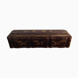 Antique Chinese Lacquered Box