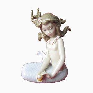 Figura de sirena de Lladro, 1983