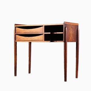 Dänischer Mid-Century Flur-Tisch aus Palisander von Heinrich Roepstorff, 1960er