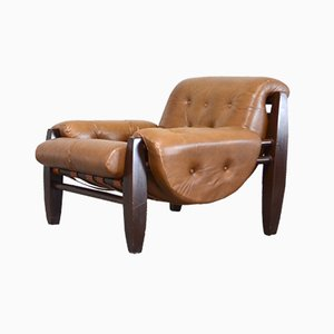 Mid-Century Brazilian Lounge Chair
