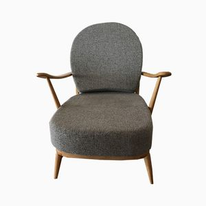 Blonde 203 Armchair by Lucian Ercolani for Ercol, 1960s