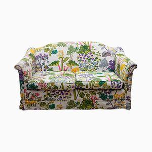 Floral Print Sofa, 1989