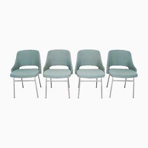 Mid-Century Modell FM32 Esszimmerstühle von Cees Braakman für Pastoe, 4er Set