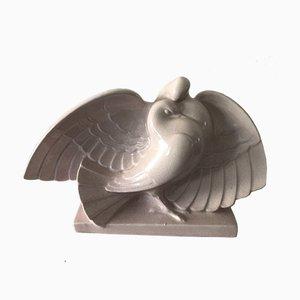 Sculpture en Céramique par Le Jan, France, ,1940s