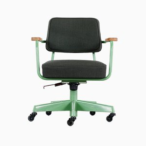 RAW Swivel Office Chair by Jean Prouvé for Vitra, 2007