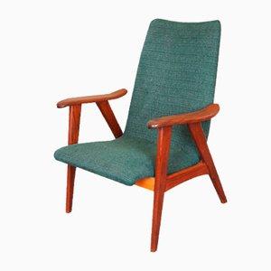 Vintage Armchair by Louis van Teeffelen, 1960s
