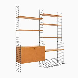 Vintage Wall Unit by Kajsa & Nils Nisse Strinning for String