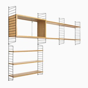 Vintage Wall Unit by Nisse & Kajsa Strinning for String