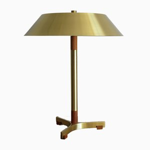 Lámpara de mesa President de Jo Hammerborg para Fog & Mørup, 1958
