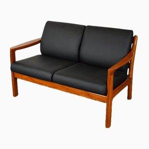 Dänisches Sofa von Johannes Andersen für CFC Silkeborg, 1960er