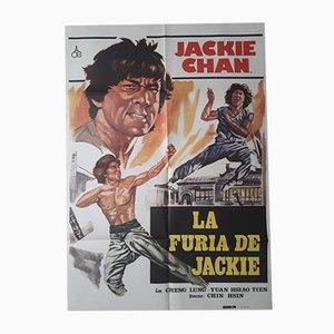 La Furia de Jackie Film Poster, 1982