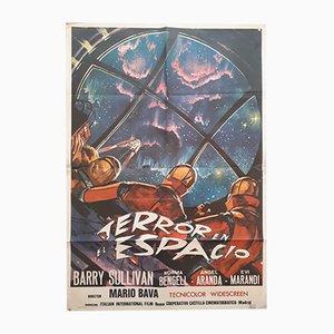 Terror en El Espacio Film Poster, 1979