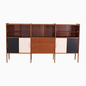 Mid-Century Showcase Buffet by René Jean Caillette