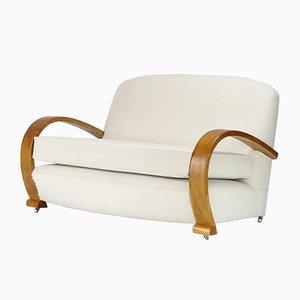 Art Deco Sofa, 1930er