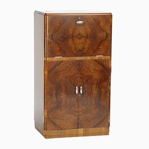 Art Deco Cocktail Cabinet from Maple and Co, 1930s