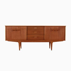 Sideboard with Sliding Doors from Jentique, 1960s
