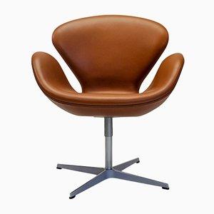 Sedia Swan di Arne Jacobsen per Fritz Hansen, inizio XXI secolo