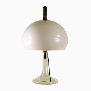 Lámpara de escritorio italiana, años 60