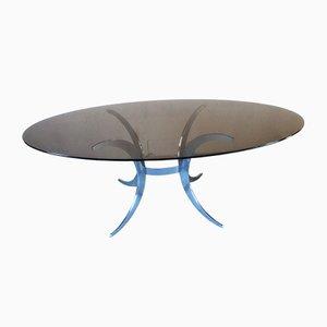 Sabre Tisch von Boris Tabacoff für Mobilier Modulaire Moderne, 1970er
