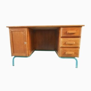 Vintage School Desk, 1960s