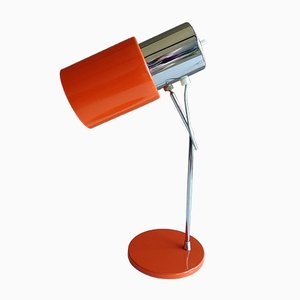 Vintage 1636 Table Lamp by Josef Hurka for Napako, 1960s