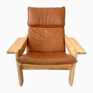 Lounge Chair by Yngve Ekström for Swedese, 1970s