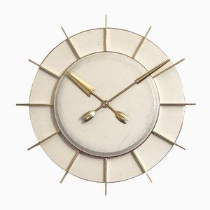 Large Industrial Station Clock by TN Telefonbau Und Normalzeit