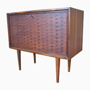 Mid-Century Danish Rosewood Bar Cabinet by Poul Cadovius for Cado, 1960s