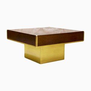 Tavolo vintage in legno di noce, 1970