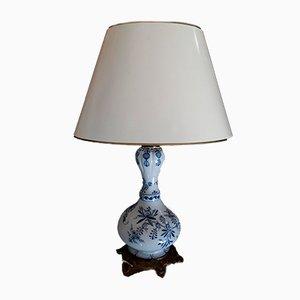 Große Tischlampe von Meissen, 1920er