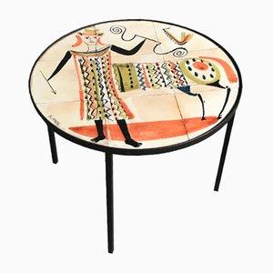 Tavolo Mid-Century di Roger Capron