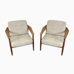 FD-164 Sessel von Arne Vodder für France & Søn, 1960er, 2er Set