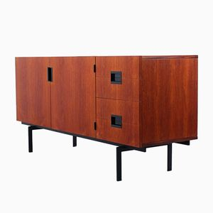 Japanese Series DU01 Teak Sideboard by Cees Braakman for Pastoe, 1950s
