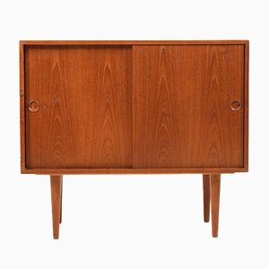 Small Danish Sideboard by Kai Kristiansen for Feldballes Møbelfabrik, 1950s