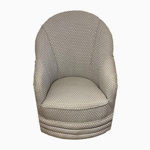 Vintage Sessel mit Sitzschale von Airborne, 1950er
