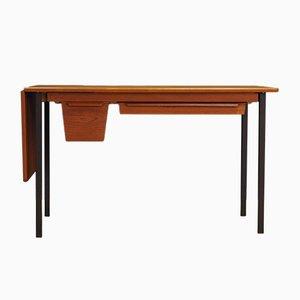 Mid-Century Schreibtisch aus Teak