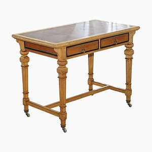 Antique L3096 Desk from Gillow, 1850s