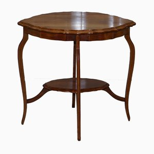 Antique Satinwood Occasional Centre Table