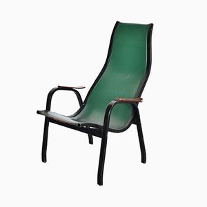 Kurva Lounge Chair by Yngve Ekström for Swedese, 1953